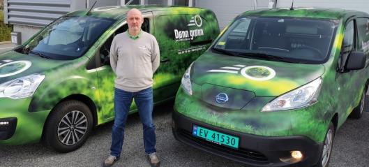 Dønn Grønn utvider