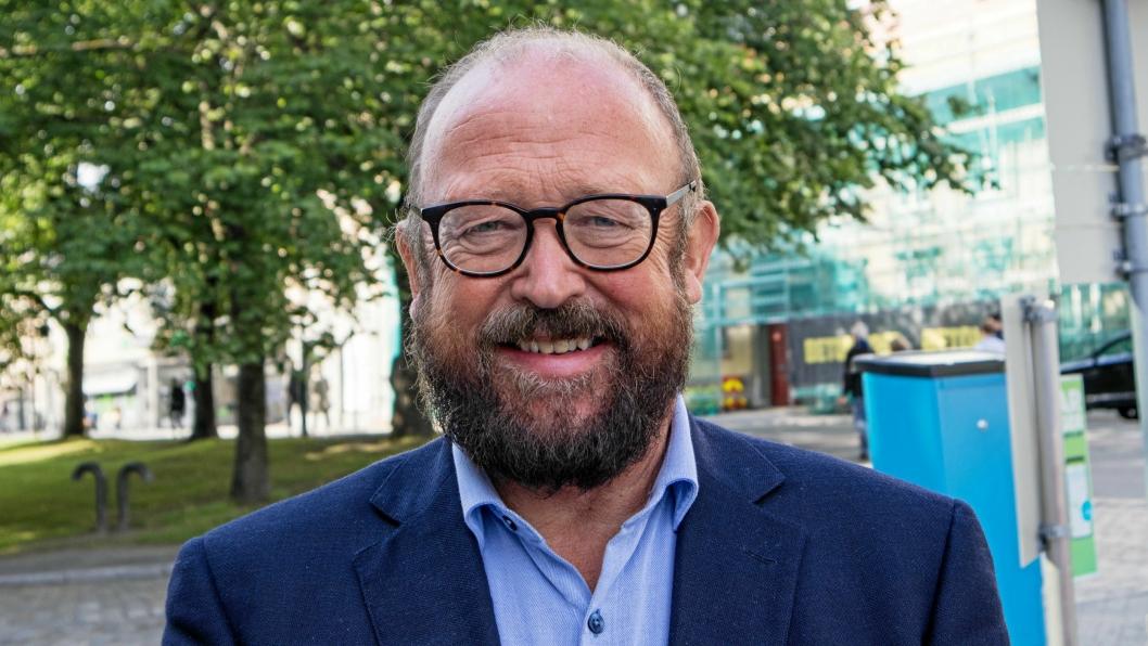Carl-Erik Arnesen går fra å være administrerende direktør til å bli styreleder i Hav Line.