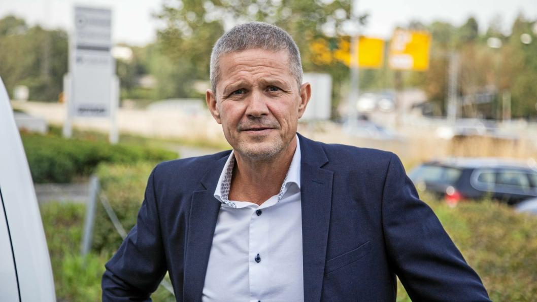 OSLO-SJEF: Stig Asbjørn Bore har fått ansvaret med å bygge opp Yoyo Global Freights Oslo-avdeling, med ambisiøse målsetninger.