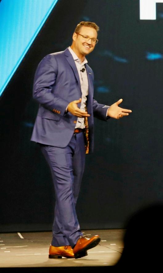 Trevor Milton er grunnlegger og CEO i Nikola.