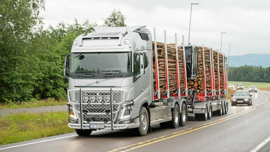 Tungtransporten får sin største effektivisering noen sinne.