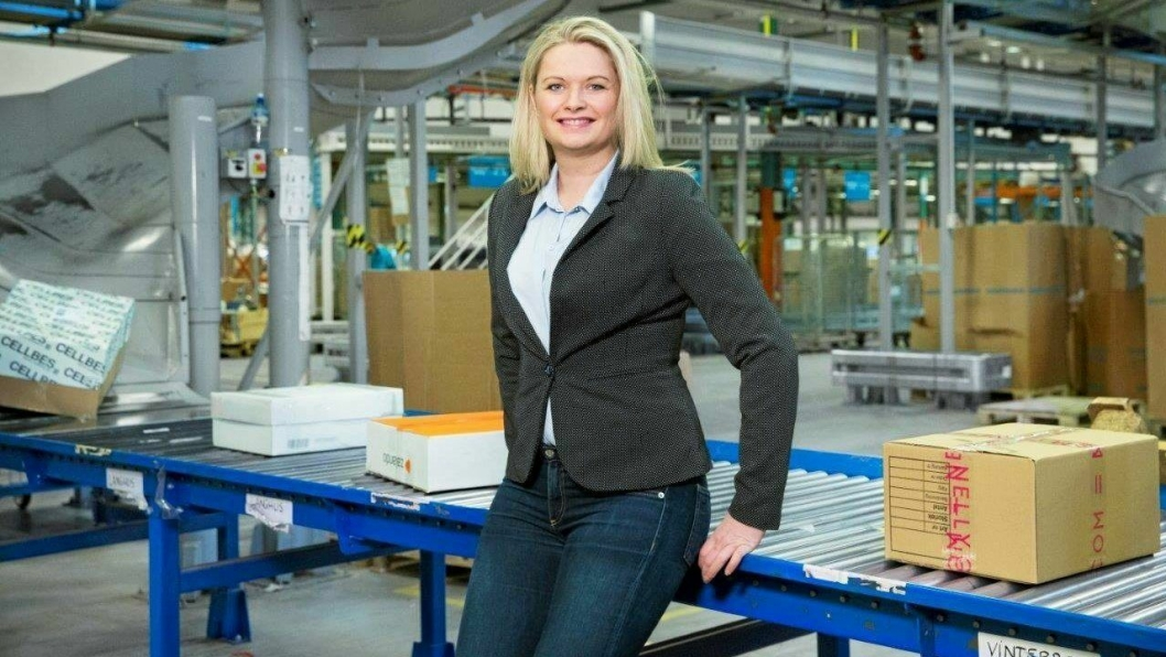Rikke Kyllenstjerna er netthandelsekspert hos PostNord.