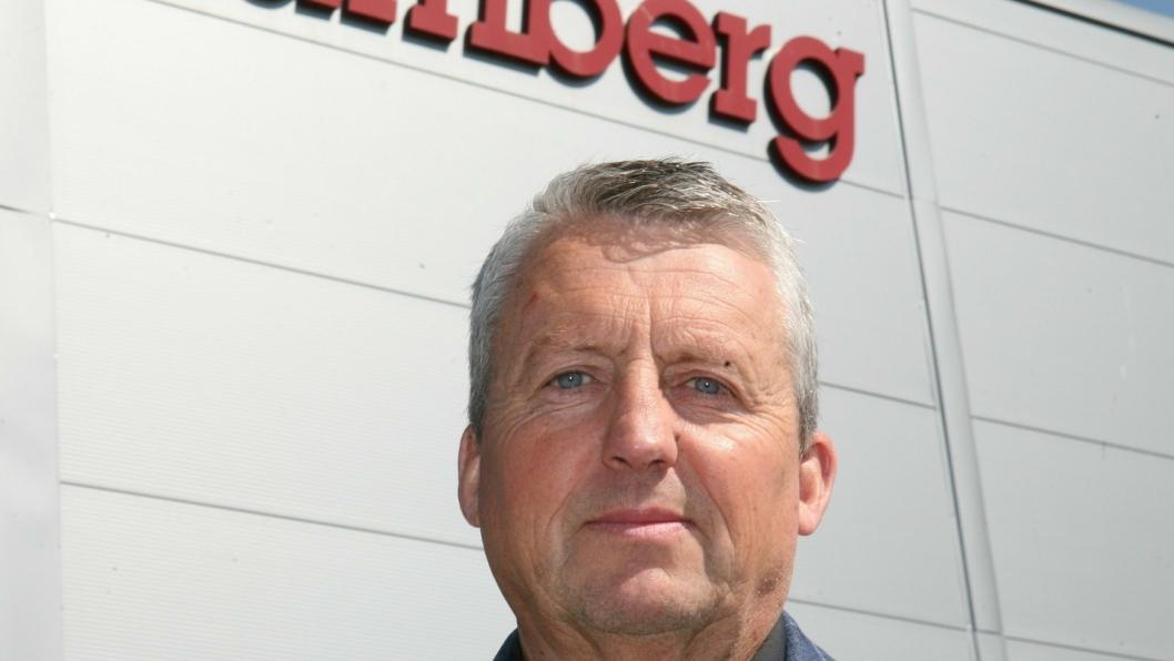 Adm. direktør Terje Claussen fortsetter den fantastiske reisen med Ramberg og styrker selskapets posisjon med å overta trønder-selskapet OTTS. Foto: Per Dagfinn Wolden
