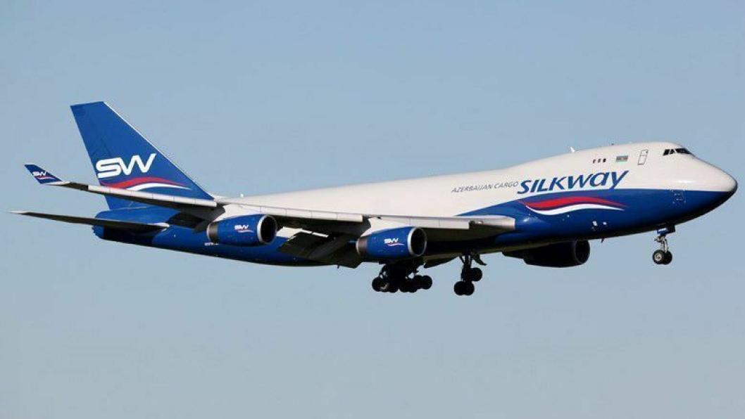 Silkway Airlines starter fredag ny fraktrute fra Gardermoen.