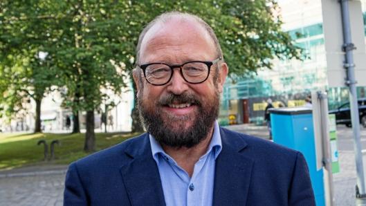 Carl-Erik Arnesen er vinner av Moderne Transport-prisen 2019.
