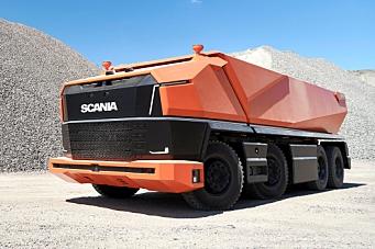 Slik ser den nyeste Scania-en ut