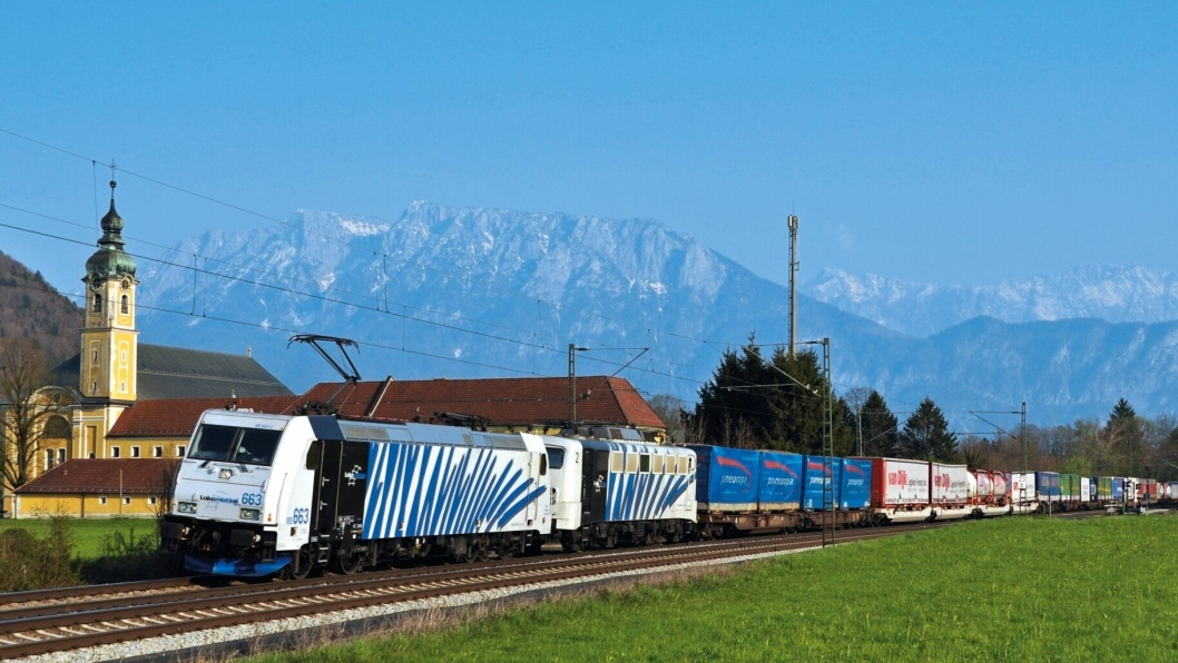 Color Lines samarbeidspartner Kombiverkehr har rundt 170 godsavganger ukentlig i Europa.