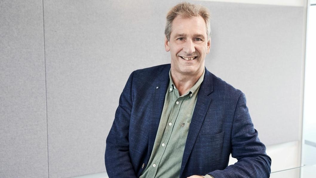 Tommy Ness er administrerende direktør  i nye Alpi Norway.