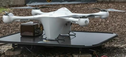 UPS fikk dronetillatelse i USA