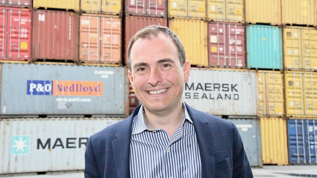 Greencarriers Atle Johannessen frykter for nærskipsfarten med Tollvesenets tolkning av regelverket.