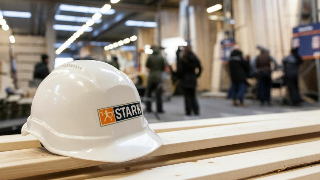 Stark Group eier Stark i Danmark og Finland, Neumann Bygg i Norge og Beijer Byggmaterial i Sverige.