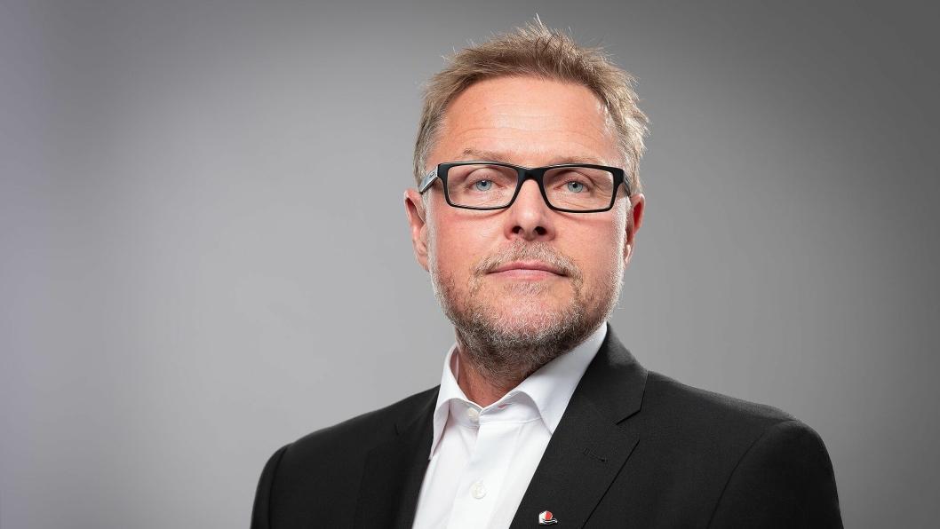 Administrerende direktør Tor Arne Borge i Kystrederiene. Foto: Simon Øverås/Kystrederiene.