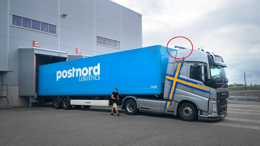 Bengts Åkeri i Örebro AB har felttestet Ecosense Trailer Assist på en Volvo FH Globetrotter XL trekkvogn. Den automatiske innstillingen av takspoileren senket drivstoffbruket med seks prosent.