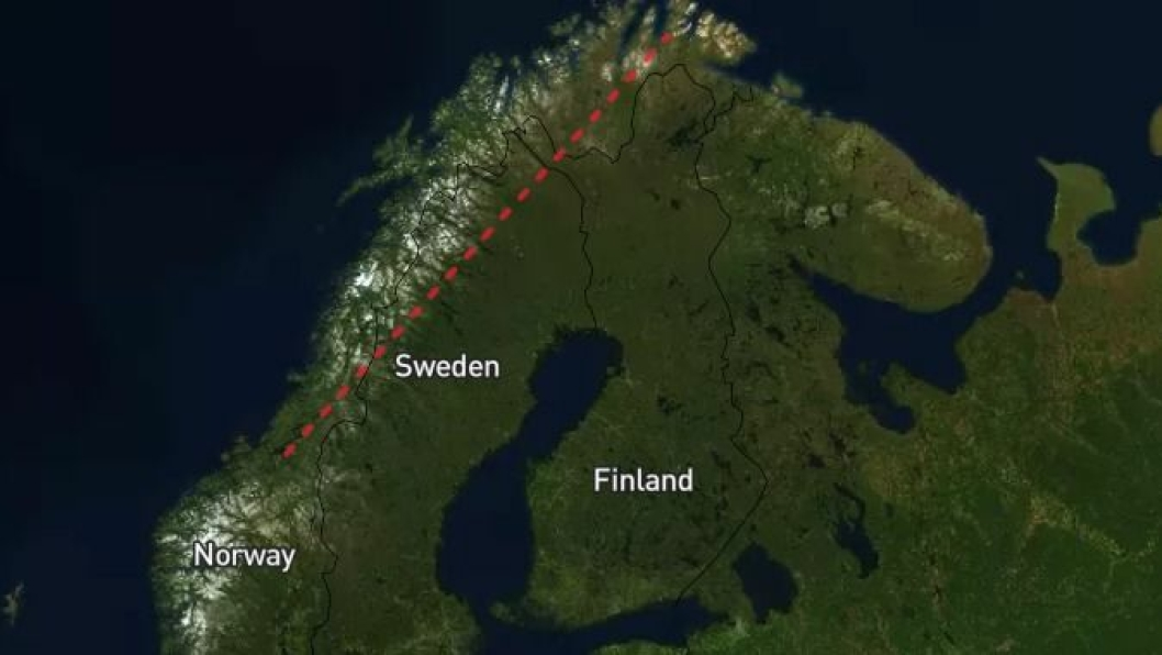Det tar vel 20 timer å transportere eggene den raskeste veien, via Sverige og Finland, fra Bekkarfjord i Finnmark til Trondheim.