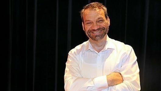 Country Manager Norway i WBS er Miran Martincic er på plass på verdens største bokmesse, Frankfurt Bookfair.