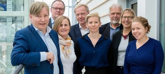 Ole A. Hagen ny styreleder i TØI
