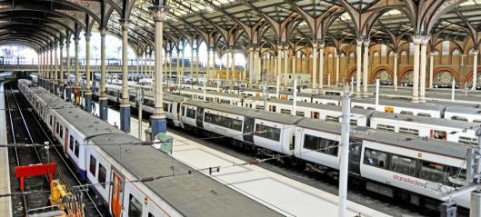 Vil bruke tog til bydistribusjon