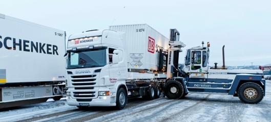 Schenker bytter til Green Cargo