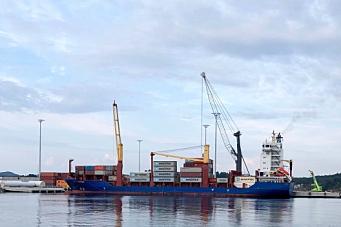 Maersk til Haugesund