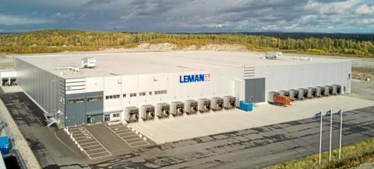 Leman utvider hos Bulk i Vestby