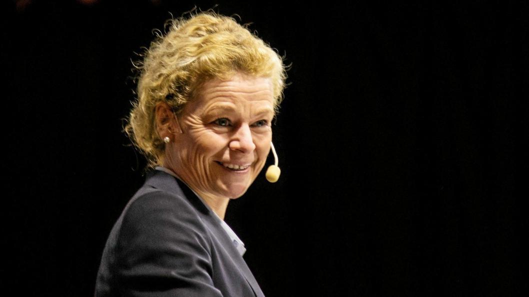 Annemarie Gardshol har fått jobben som toppsjef i PostNord-konsernet.