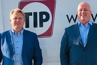 Ny ledelse i Tip Norge