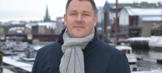 Trondheim Havn - skal doble godsvolumet
