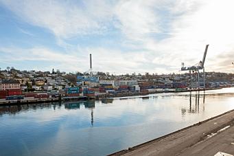 Pen økning for Moss Havn