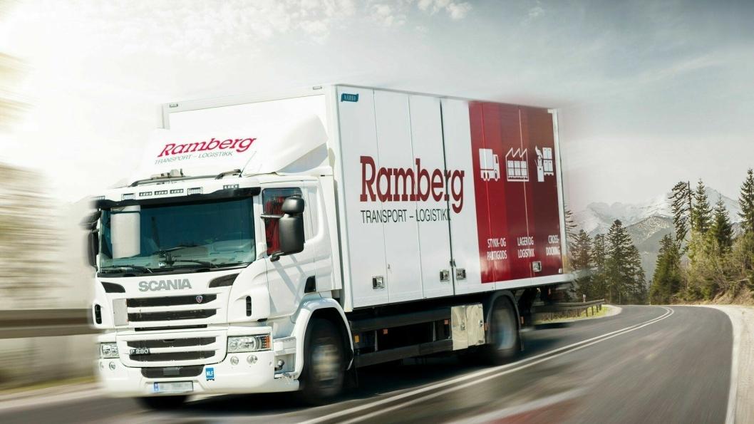 Ramberg fosser fram. Nå også i Rogaland.