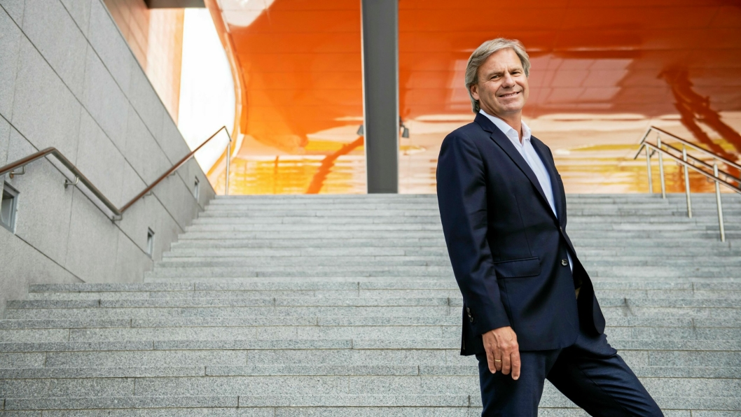 Knut Fredrik-Ramstad er administrerende direktør i Mixmove, som virkelig begynner å få opp farten etter oppstarten for bare to år siden.