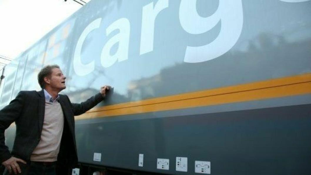 Adm. direktør Are Kjensli tar et kraftig oppgjør med infrastrukturen rundt godstransporten på skinner. Han har fortsatt tro på jernbanens fremtid, fem år etter han forlot sjefsjobben i CargoNet.