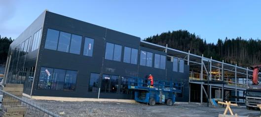 Toyota Material Handling flytter ut av Trondheim