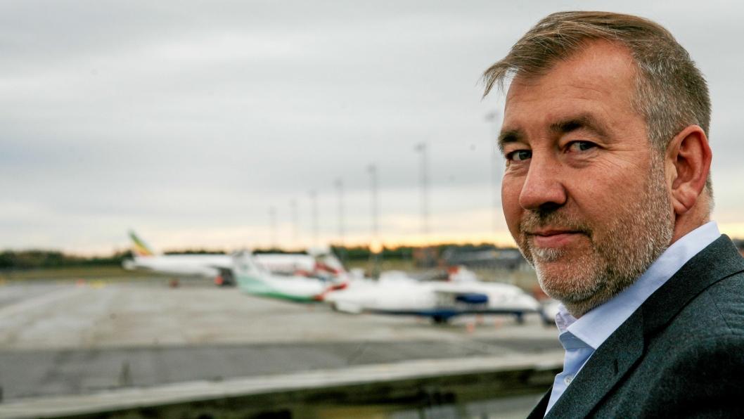 Kjell Ivar Maudal ser seg tilbake med stolthet når han nå går tilbake til flybransjen. Foto: Per Dagfinn Wolden