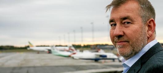 Går til luftfartens komplekse logistikk