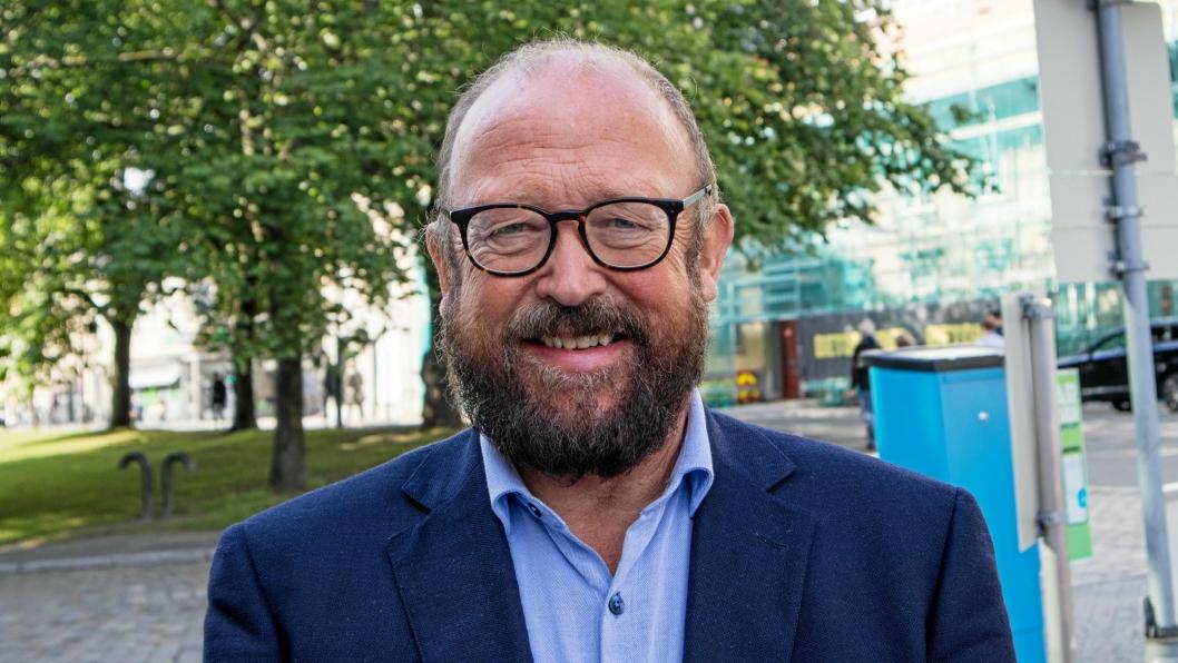 Vinner av Moderne Transport-prisen, Carl-Erik Arnesen, blir utviklingsdirektør i STIM.