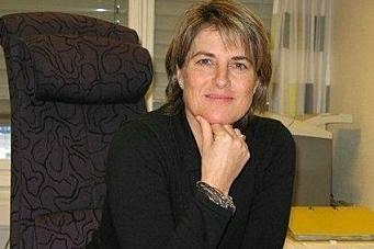 Mona Juell ny sjef i DHL Global Forwarding