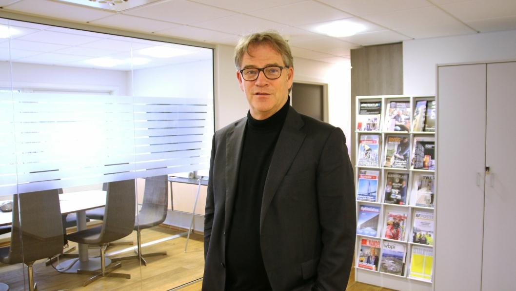 Asbjørn Vennebo, som i dag er adm. direktør i Optimera, er utnevnt til konsernsjef i Dahl Optimera Norge og adm. direktør i Brødrene Dahl.