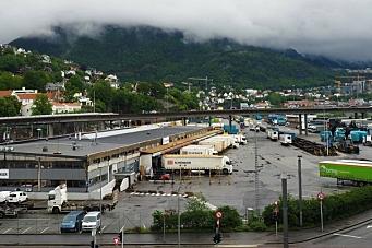 Mer gods på bane i Bergen