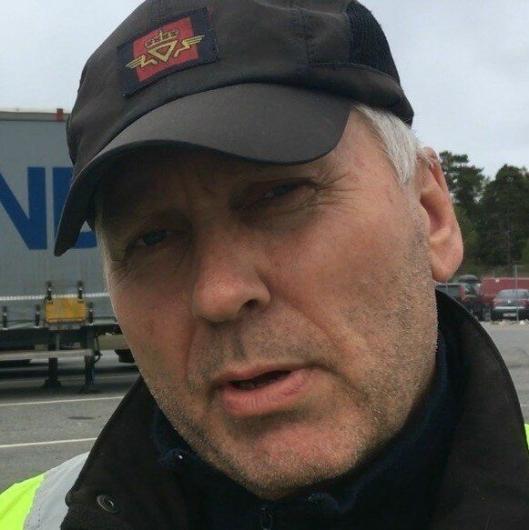 Kontorsjef for Statens vegvesens utekontroll i Østfold, Øyvind Grotterød er glad for at systematisk juks slås ned på.