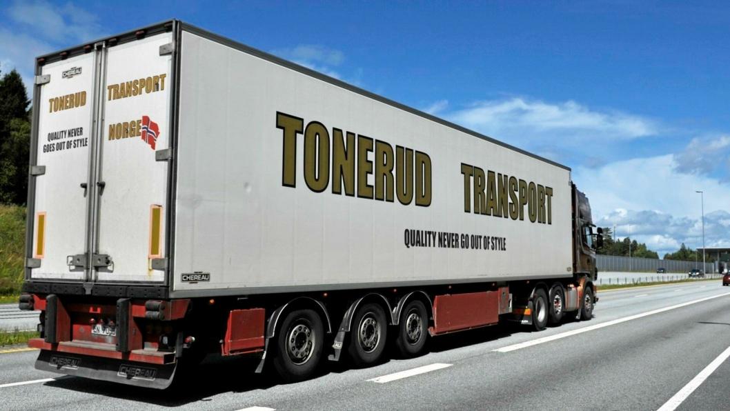 Tonerud Transport peker blant annet på sykmeldte administrative ansatte og store oppdragsmengder som årsak til at kjøre- og hviletider ikke ble overholdt.