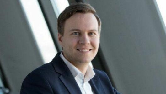 Tony André Johnsen er selskapets nye direktør for e-handel og logistikk.