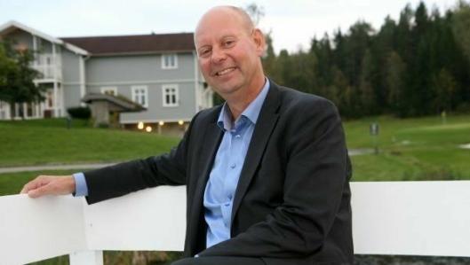 Gustaf Rabo har fått rollen som internasjonal direktør, etter flere ti-år som salgsdirektør.