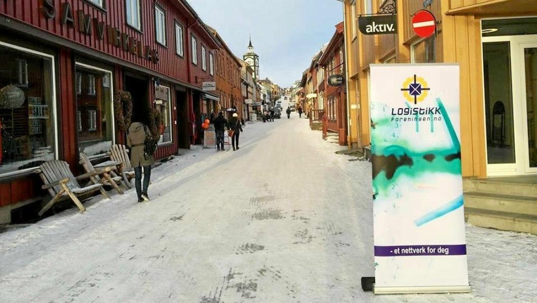 I februar arrangerer Logistikkforeningen den 46. utgaven av Røroskonferansen.