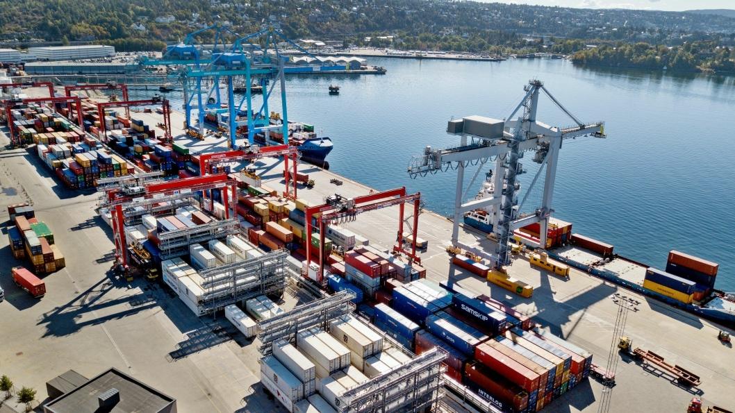Oslo er den eneste norske havnen i samarbeidet.