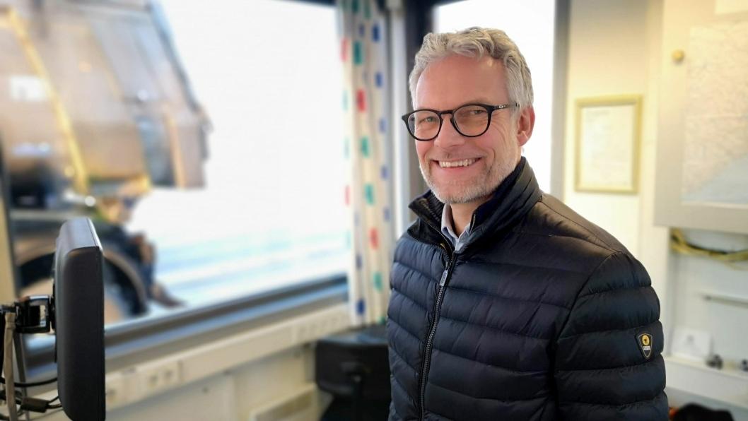 Kjetil Wigdel begynner 1. januar 2020 i stilling som avdelingsdirektør for utekontrollavdelingen i Trafikant- og kjøretøydivisjonen i Statens vegvesen.