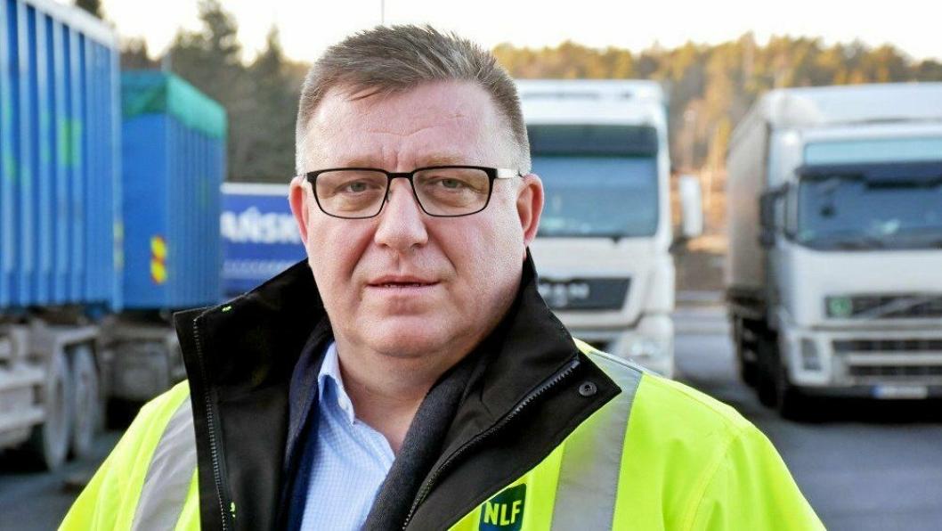 Geir A. Mo er glad for at det tidkrevende arbeidet med nye EU-regler for transport nå er i mål, og er rimelig godt fornøyd med resultatet.