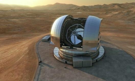 For tre år siden ledet logistikkrådgiveren ved Rambølls avdeling for Forretningsutvikling og Logistikk arbeidet med å planlegge transporten av verdens største teleskop fra Europa til en fjelltopp i Chile.