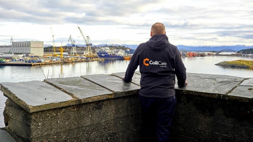 ColliCare Projects & Logistics skal prøve lykken innen maritime næringer.