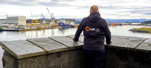 ColliCare på plass i Stavanger