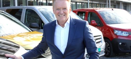 Bertel O. Steen er størst på varebil også i 2019